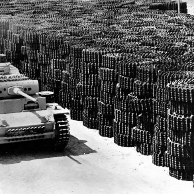 Panzer production